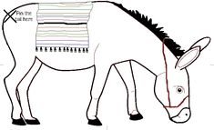 Image result for pin the tail on the donkey