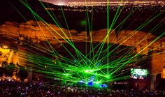 Global Dance Fest Leaves Red Rocks After 17 Years
