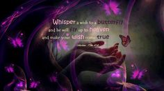 Whisper of the Butterfly