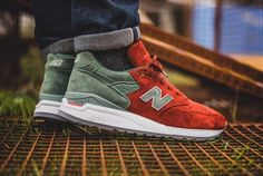 Concepts x New Balance 998 City Rivalry