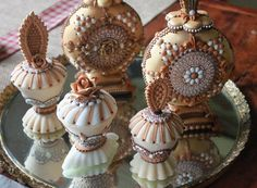 Perfume Bottle Cookies