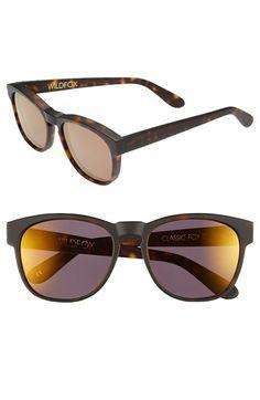 Wildfox 'Classic Fox 2 Deluxe' 52mm Sunglasses