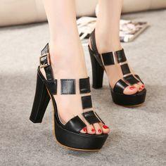 summer platform sandal Platform Sandals from fashionmia.com