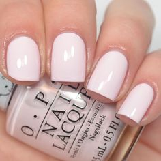 """opi """"Let's Be Friends!"""" from the Hello Kitty collection."""
