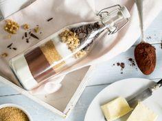 DIY Backmischung im Glas: Supersaftige Brownies