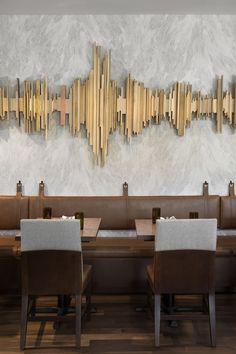 Wood Wall Art Wood Art Sculpture Reclaimed Wood Art Wall