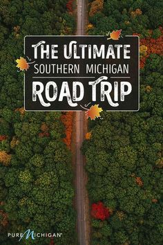 The Ultimate Southern Michigan Road Trip - These four historic and charming cities are full of scenic spots and views perfect for a weekend getaway in Michigan. Michigan Day Trips, Michigan Vacations, Michigan Travel, Midwest Vacations, Fall In Michigan, Holland Michigan, Michigan Usa, Lake Michigan, Weekend Trips