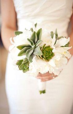 image of Wedding Decor - Succulents