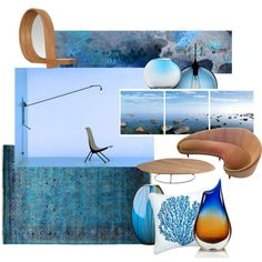 Interior Design - Idea Set - A Music Room, created by art2art on Polyvore