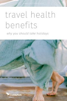 See the health benefits of holidays and learn why taking vacation is necessary for improved sleep and mental health.