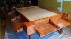"""""""The Archon"""" Gaming Table [COMPLETED] 