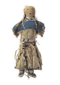 Lakota doll