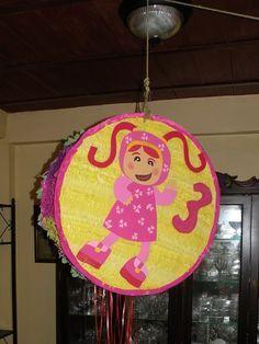 umizoomi piñata -