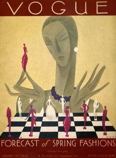 Lepape George - Art Deco Illustrator