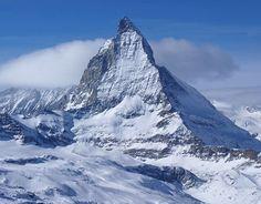 Horn glaciar