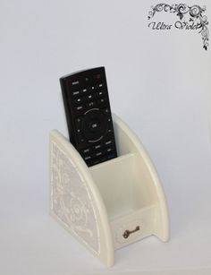 TV Remote Control Holder, mobile phone holder, business card holder, pen holder, holder, box-shaped parking for TV remotes,