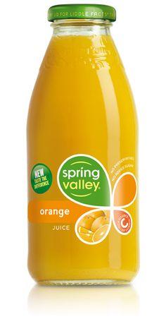 SCHWEPPES Australia - Spring Valley Juice