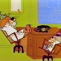 NEW Super Snooper & Blabber Mouse cartoon! Written by Daws Butler, voiced by Joe Bev Classic Cartoon Characters, Favorite Cartoon Character, Cartoon Tv, Classic Cartoons, Vintage Comic Books, Vintage Cartoon, Vintage Comics, Hanna Barbera, Daws Butler