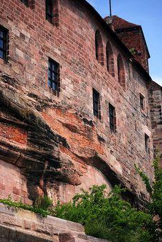 City Walls, Nurnberg, Germany
