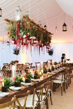Alfresco Fall Soirée with Romantic Blooms | Asheville, NC | INVITATIONS & CALLIGRAPHY // The Baggie Goose  PLANNERS & DESIGNERS // Asheville Event Co  TENTS, RENTALS & DECOR // Classic Event Rental Inc  TENTS, RENTALS & DECOR // Upstyled Setting  CATERING + FLORISTS // The Biltmore Estate