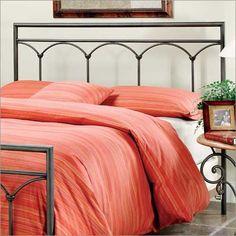 Hillsdale 1092BK McKenzie Bed Set - King - Rails not included