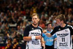 EHF Champions League 2014 Steffen Weinhold, Lasse Svan