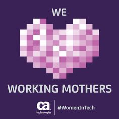 We're proud to be recognized as a 2015 Working Mother Magazine 100 Best Company! #WomenInTech