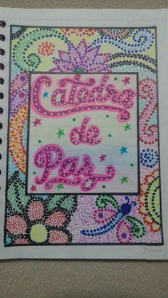 Art Folder, Decorate Notebook, Bullet Journal Spread, Pretty Little, Kawaii, Lettering, Quilts, Blanket, Cool Stuff