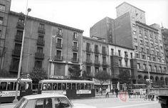 Resultado de imagen de fotos antiguas de paseo independencia 11 de zaragoza
