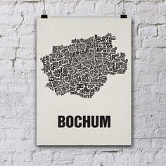 Bochum Siebdruck