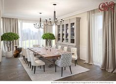 Дизайн дома в стиле прованс. Проект 2015 года