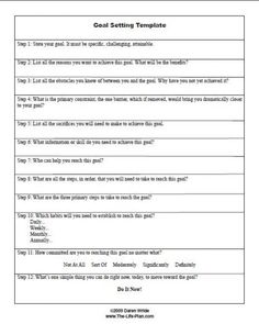 Have a client who needs some extra help goal setting use this a useful goal setting worksheet to help you gain clarity and take action pronofoot35fo Choice Image