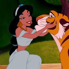 Jazmín | Si las Princesas de Disney tuvieran cuerpos MomBods