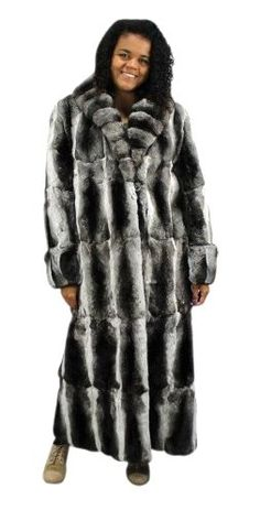 Bergama Natural Chinchilla Coat – 14 – Multicolor   Love yourself Chinchilla Coat, Its Cold Outside, Fur Coat, Natural, Baby, Jackets, Design, Fashion, Down Jackets