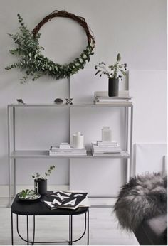 Sunday Christmas Feeling, Decoration, Sunday, Minimalist, Xmas, Shelves, Sitting Rooms, Blog, Design