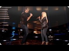 Christina Aguilera, Blake Shelton perform 'Just a Fool' live on 'The Voice'. Support Xtina, Support Lotus, Download it at https://itunes.apple.com/us/album/lotus-deluxe-version/id571725689?ign-mpt=uo%3D4