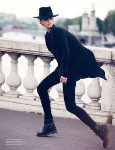 Parisiennes: By David Bellemere For Vogue Paris