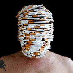 Les étranges autoportraits d'Edu Monteiro