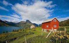 Norway (Jøkelfjord by hjo, on Flickr)