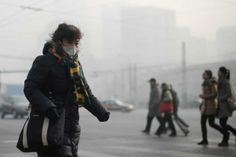 China pollution wafting in large quantities across Pacific to the US: report