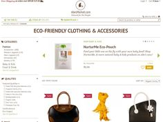 AN ECO FRIENDLY MARKETPLACE FOR THE BUSY SHOPPER
