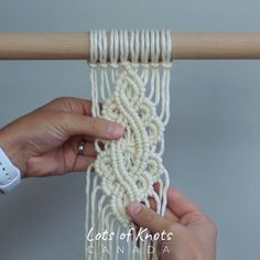 DIY Macrame Tutorial - Intermediate Pattern Using Double Half Hitch Knots!, knots tutorial DIY Macrame Tutorial - Intermediate Pattern Using Double Half Hitch Knots! Macrame Design, Macrame Art, Macrame Projects, How To Macrame, Macrame Wall Hanging Patterns, Macrame Plant Hangers, Free Macrame Patterns, Half Hitch Knot, Macrame Bracelets