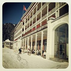 Davos Hotel Schatzalp Davos, Business Travel, Oh The Places You'll Go, Best Hotels, Continents, Switzerland, Sweet Home, Street View, Country