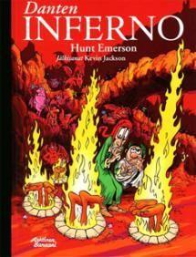 Danten Inferno | Kirjasampo.fi - kirjallisuuden kotisivu