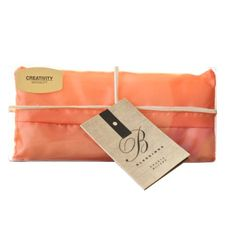 Fertility Chakra Pillow - Orange Yoga Silk Eye Pillow | Rose And Vettiver | Aromatherapy, 2015 Amazon Top Rated Silk Eye Bags #Sports