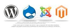 WordPress, Joomla, Drupal, Magento: qual o melhor CMS para seu site | http://blog.hostgator.com.br/wordpress-joomla-drupal-magento-qual-o-melhor-cms-para-seu-site/