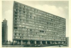 Antwerpen-Kiel - Residentie Frans Steger, Frans Hensstraat Multi Story Building, History, Frans, Kiel, Historia