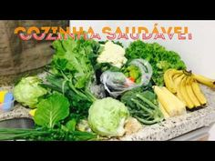 ASSADOS COM AZEITE EXTRA VIRGEM - Com receita Lettuce, Cabbage, Vegetables, Food, Roasted Vegetables, Olive Oil, Vegetarian Cooking, Virgo, Recipes