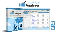 Social Page Analyzer Social Marketing Campaigns, Free Seo Tools, In A Nutshell, Research, Mac Pc, Software, Success, Facebook, Posts