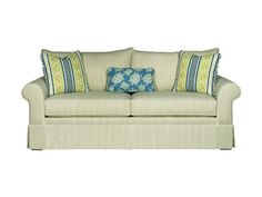 Paula Deen By Craftmaster Living Room Sofa P934850BD (Sleeper Also  Available)   CraftMaster